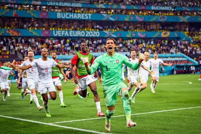 Nhà vô địch thế giới Pháp bị loại khó tin bởi Thụy Sĩ ảnh 6