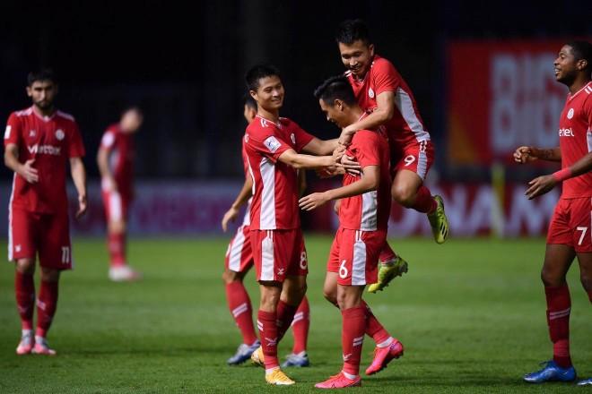 Viettel FC đại thắng '5 sao' ở Champions League châu Á ảnh 2