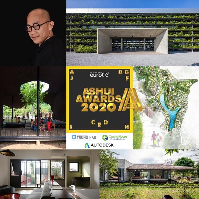 Khởi động giải thưởng Ashui Awards lần thứ 10 ảnh 1