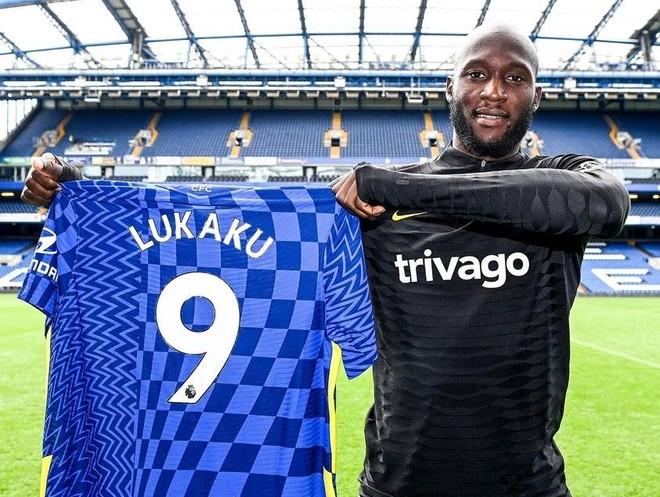 Lukaku nhận số áo 'ma ám' ở Chelsea ảnh 1