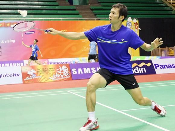 Australia mở rộng 2012: Tiến Minh thắng dễ tay vợt hạng 32 thế giới ảnh 1