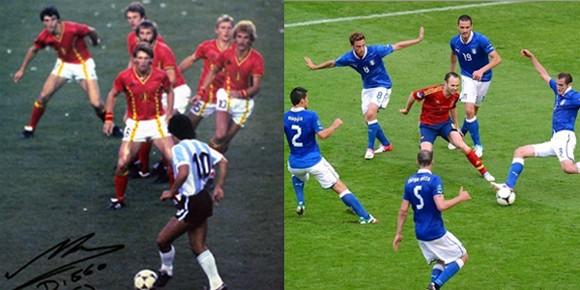 """Andres Iniesta – """"Ảo thuật gia"""" Tây Ban Nha ảnh 1"""