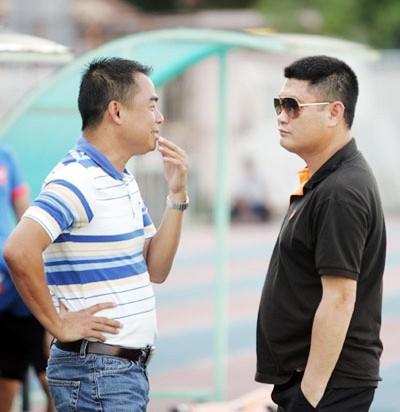 """Các ông bầu """"làm ăn bát nháo"""", lũng đoạn bóng đá Việt Nam? ảnh 1"""