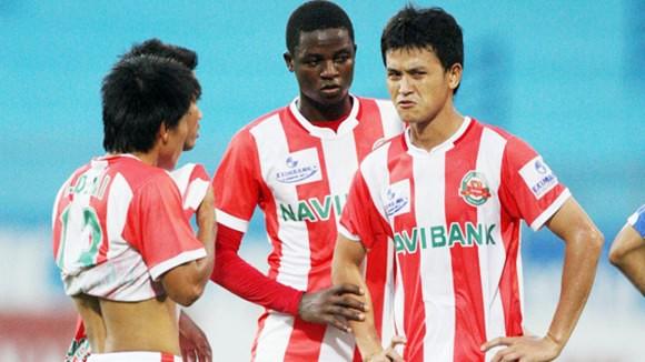 Navibank SG và V.Ninh Bình giải thể, V-League 2013 khủng hoảng ảnh 2