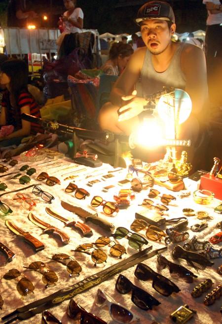Choáng ngợp chợ đêm Bangkok ảnh 6