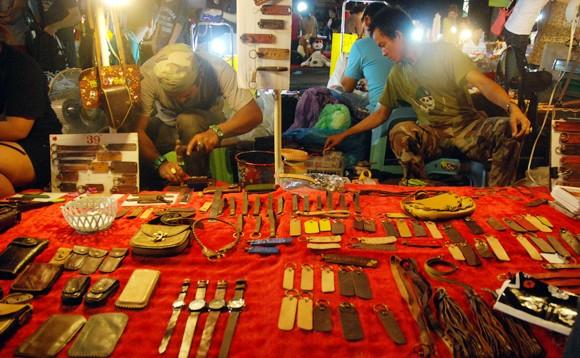 Choáng ngợp chợ đêm Bangkok ảnh 5