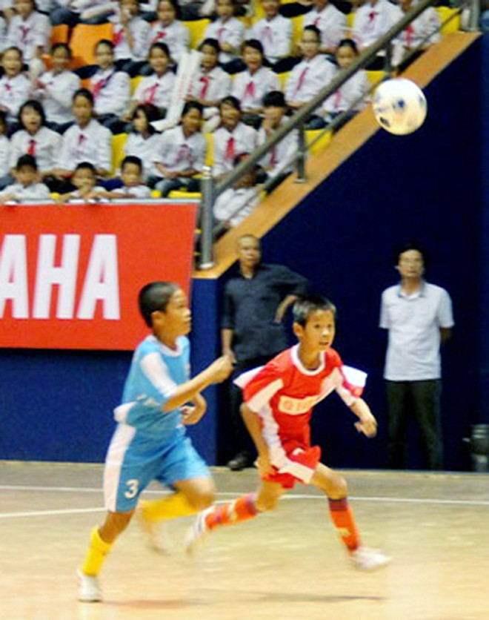 Ươm mầm tài năng cho bóng đá Việt ảnh 1