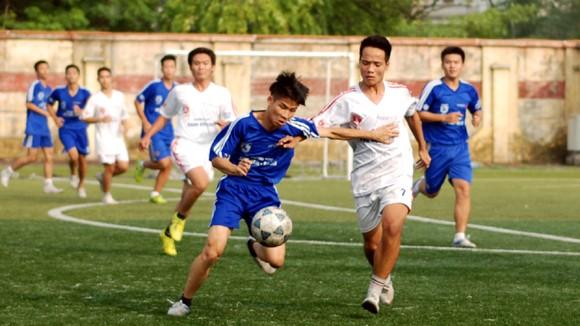 16 đội giành quyền vào vòng 2 giải bóng đá học sinh Hà Nội 2013 ảnh 4