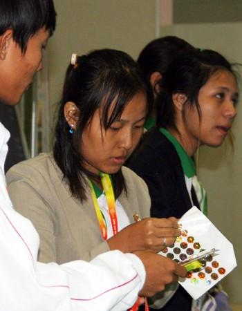 Không khí SEA Games hâm nóng Yangon ảnh 4