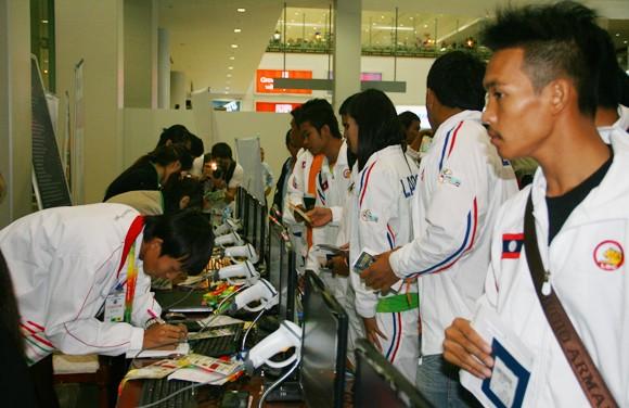 Không khí SEA Games hâm nóng Yangon ảnh 3