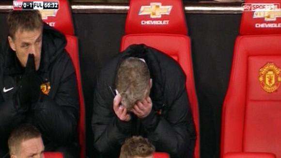 M.U lập kỷ lục trong trận hòa cay đắng trước Fulham ảnh 1