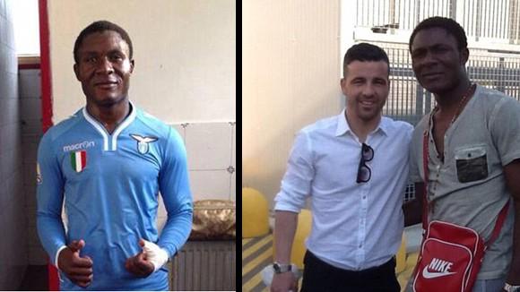 Sao trẻ 17 tuổi của Lazio nhìn như… tứ tuần ảnh 1