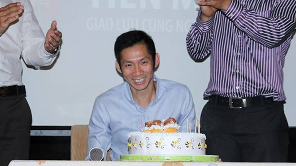 Tiến Minh bất ngờ với món quà đặc biệt trong ngày sinh nhật ảnh 1