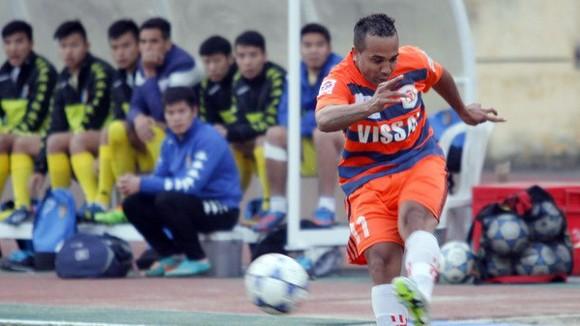 Cầu thủ bị treo giò ở V-League giúp V.Ninh Bình thắng tưng bừng ở AFC Cup ảnh 1