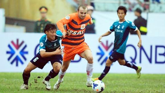 Đại thắng Kelantan, V.Ninh Bình lọt vòng knock-out AFC Cup 2014 ảnh 1