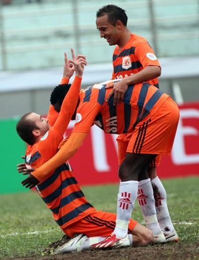 V.Ninh Bình được đá knock-out AFC Cup 2014 trên sân nhà ảnh 1