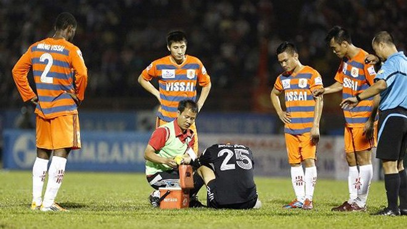 Vụ nhận tiền làm độ của V.Ninh Bình kinh động tới AFC ảnh 2