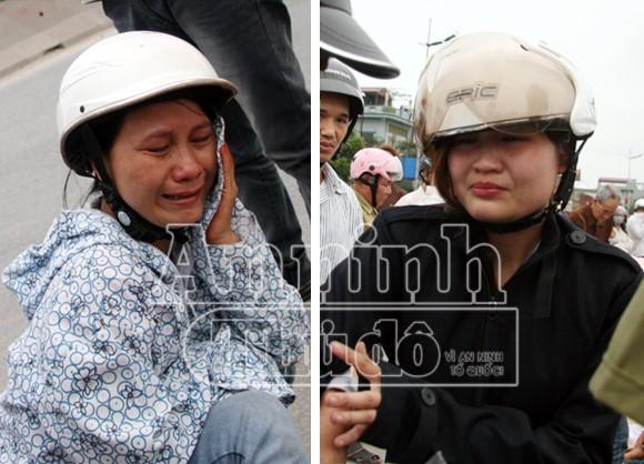 Hà Nội: Tàu hỏa đâm chết người, kéo lê hơn 30 mét ảnh 4