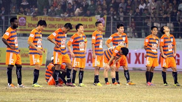 V.Ninh Bình sẽ tự xóa sổ sau AFC Cup 2014? ảnh 1