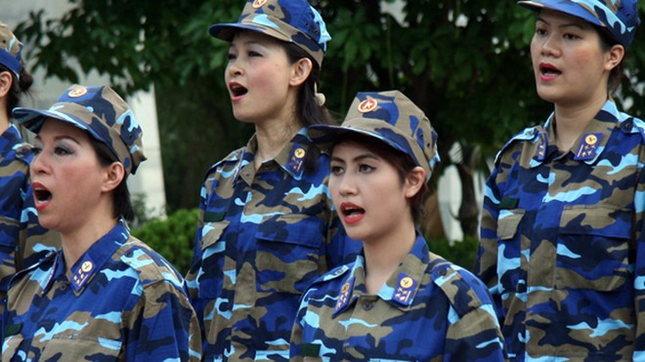 """Hào sảng """"Bài ca cảnh sát biển Việt Nam"""" ảnh 1"""