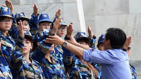 """Hào sảng """"Bài ca cảnh sát biển Việt Nam"""" ảnh 2"""