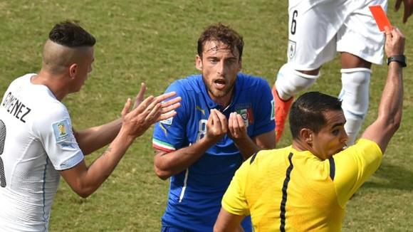 """Suarez xứng đáng thẻ đỏ, Marchisio bị đuổi """"oan"""" ảnh 2"""