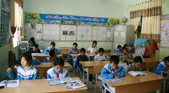 Trường tiểu học Na Ư- nơi thắp sáng ước mơ ảnh 2