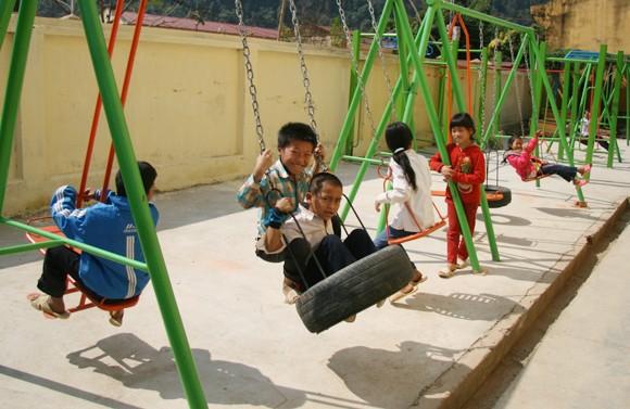 Trường tiểu học Na Ư- nơi thắp sáng ước mơ ảnh 4