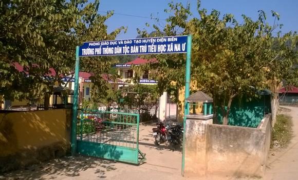 Trường tiểu học Na Ư- nơi thắp sáng ước mơ ảnh 1