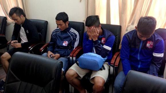 """6 cầu thủ Đồng Nai bị khởi tố tội """"Đánh bạc và tổ chức đánh bạc"""" ảnh 1"""