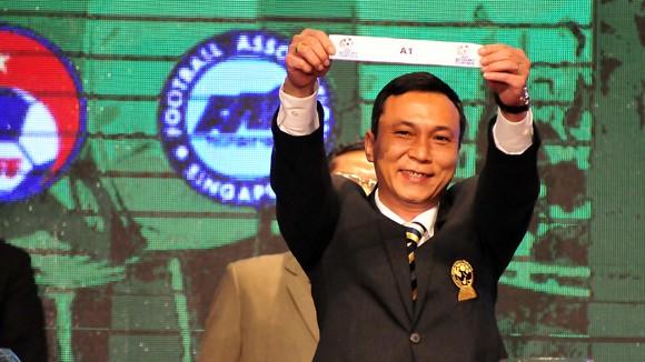 Tuyển Việt Nam thoát bảng tử thần tại AFF Cup 2014 ảnh 1