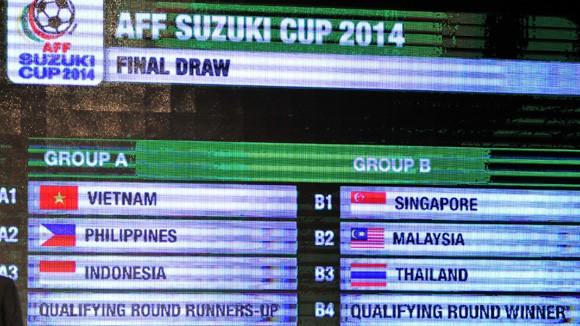 Tuyển Việt Nam thoát bảng tử thần tại AFF Cup 2014 ảnh 2