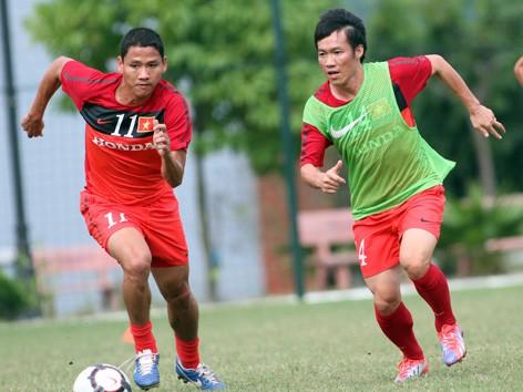 """ĐT Việt Nam khởi động chiến dịch """"săn vàng"""" AFF Cup 2014 ảnh 1"""