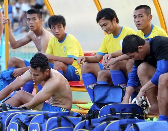 An Giang chính thức bị loại khỏi V-League 2015 ảnh 1