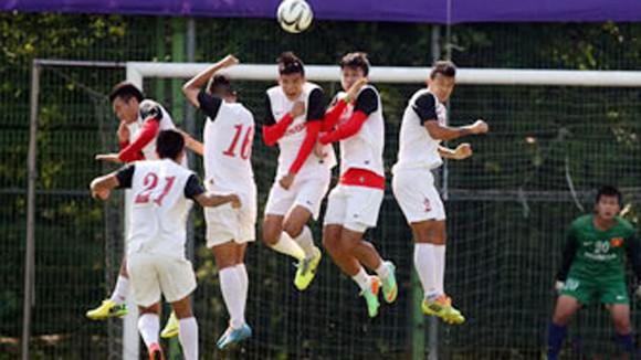 HLV Miura lên phương án đá 11m với Olympic UAE ảnh 1