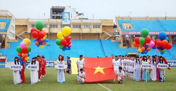 Những điều cần biết về Giải bóng đá học sinh THPT – Báo An ninh Thủ đô 2014 ảnh 1