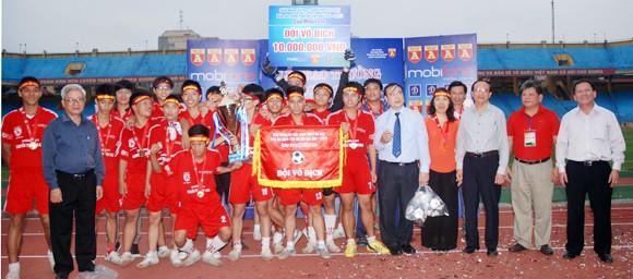 Những điều cần biết về Giải bóng đá học sinh THPT – Báo An ninh Thủ đô 2014 ảnh 3