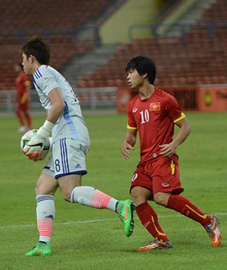 U23 Việt Nam 0 - 2 U23 Nhật Bản: Sơ sểnh phút cuối! ảnh 7