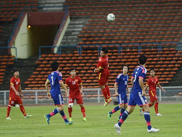U23 Việt Nam 0 - 2 U23 Nhật Bản: Sơ sểnh phút cuối! ảnh 6