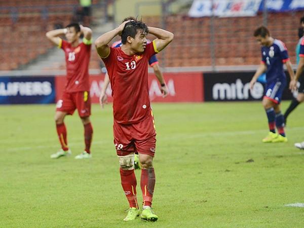 U23 Việt Nam 0 - 2 U23 Nhật Bản: Sơ sểnh phút cuối! ảnh 8