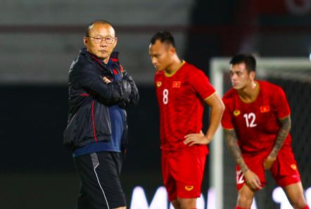 Ông Park tiết lộ kế hoạch thay đổi chiến thuật đội tuyển Việt Nam ảnh 1