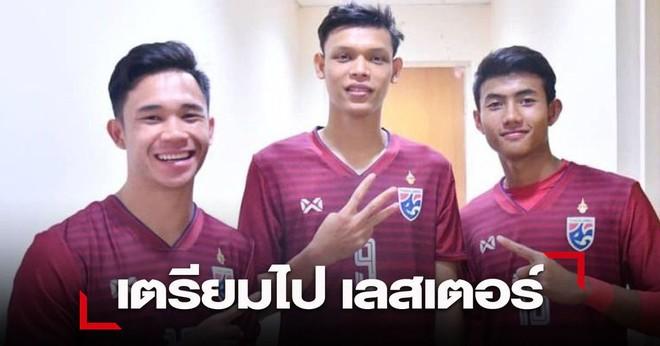 """Thái Lan gửi 3 """"sao"""" trẻ sang CLB Leicester City nhờ đào tạo ảnh 1"""