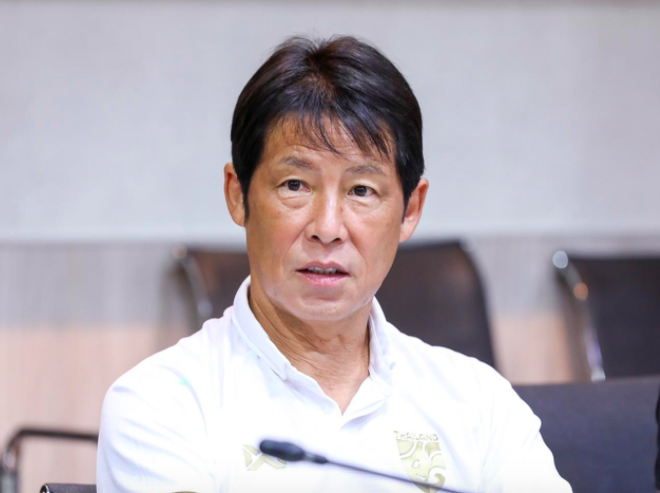 Vừa hết cách ly, HLV Nishino đã lên lịch tập trung cho tuyển Thái Lan ảnh 1