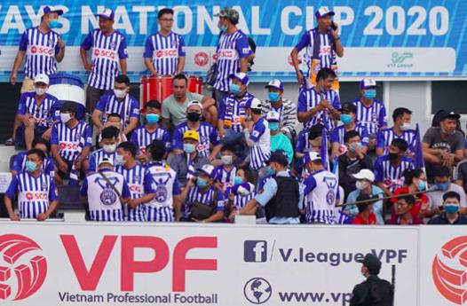 V-League rục rịch đón khán giả vào sân khi trở lại ảnh 1