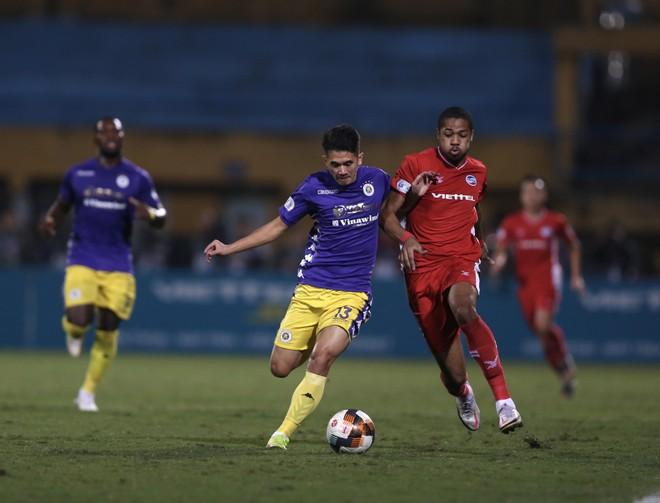 Viettel cầm chân Hà Nội FC, đua vô địch V-League khó lường ảnh 1