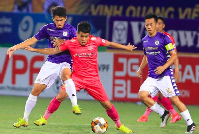 """CLB Sài Gòn không ngán Hà Nội FC ở """"chung kết"""" V-League 2020 ảnh 1"""