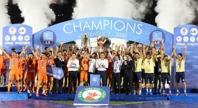 CLB Bình Định đã chiếm suất V-League 2021 của Bà Rịa Vũng Tàu như thế nào? ảnh 1