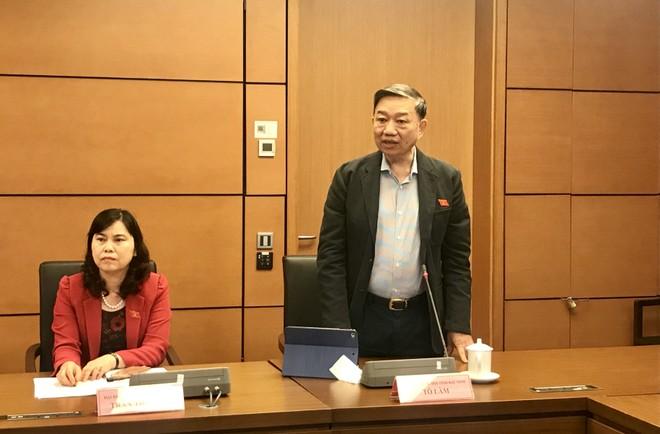 Quốc hội thảo luận dự thảo Luật Phòng, chống ma tuý (sửa đổi) ảnh 2