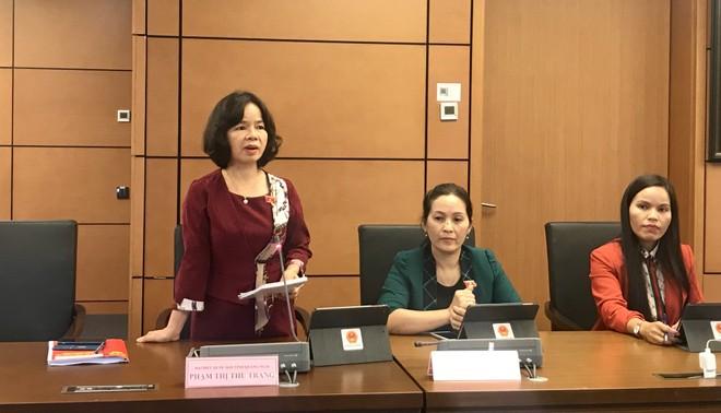 Quốc hội thảo luận dự thảo Luật Phòng, chống ma tuý (sửa đổi) ảnh 1