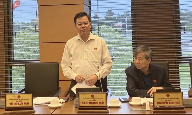 Quốc hội thảo luận dự thảo Luật Phòng, chống ma tuý (sửa đổi) ảnh 3